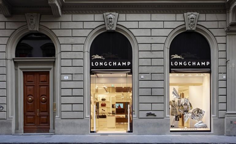 Nuovo monomarca fiorentino per Longchamp