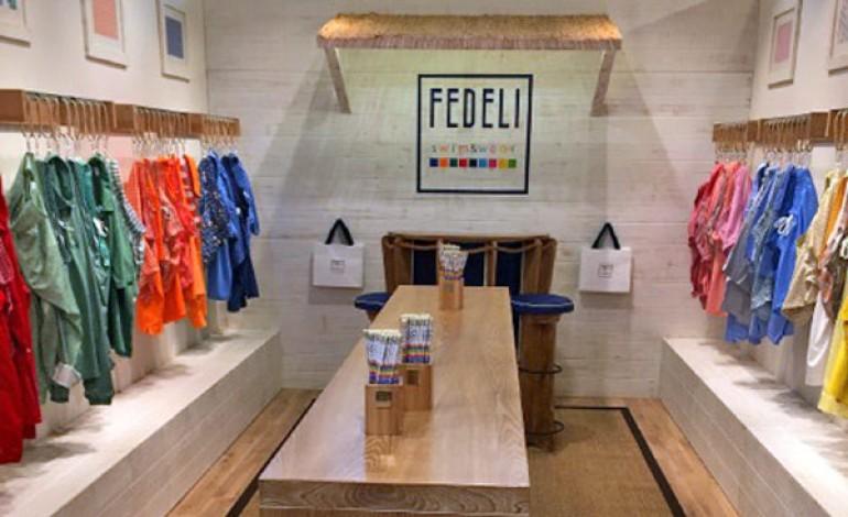 Il concept estivo Fedeli parte da Saint Tropez