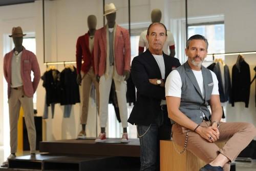 Paolo Zuntini e Marco Baldassari