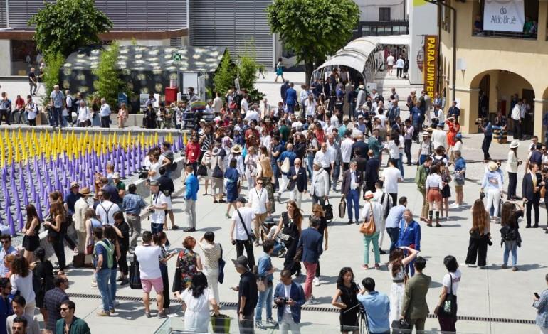 Pitti Uomo, visitatori oltre quota 30mila