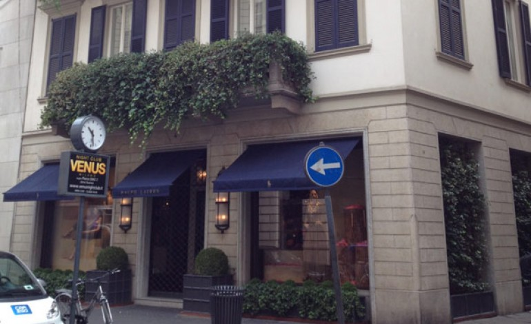 Dolce&Gabbana verso Montenapoleone