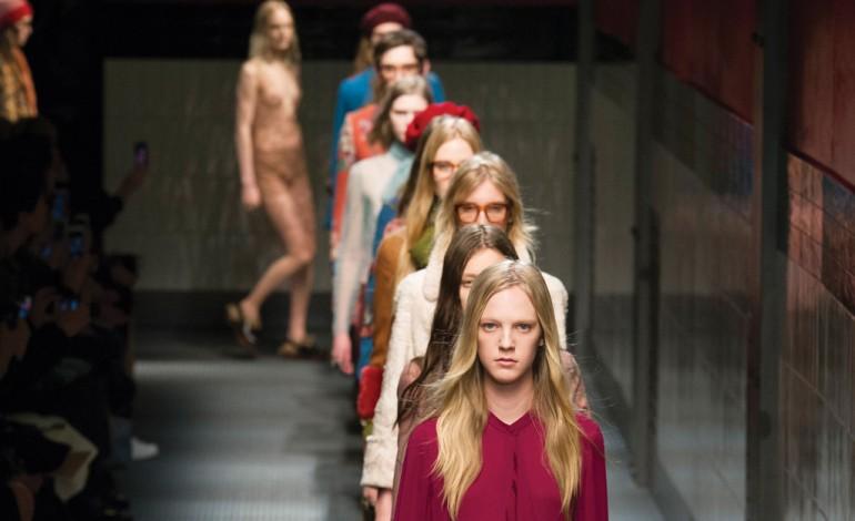 Nel 2014 i gruppi della moda tengono il passo