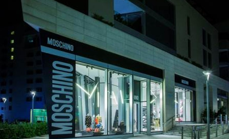 Inaugurato lo store Moschino a Porta Nuova