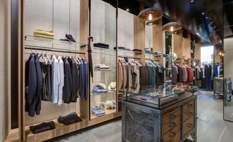 Luciano Barbera, flagship e showroom tra Milano e NY