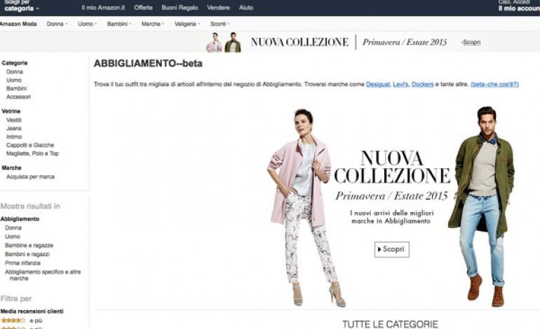 Amazon venderà più vestiti di Macy's negli Usa
