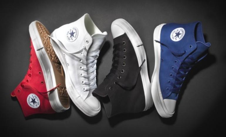 Nuove Converse All Star in vendita da domani