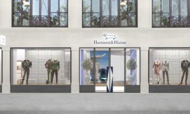 Harmont & Blaine apre a Parigi