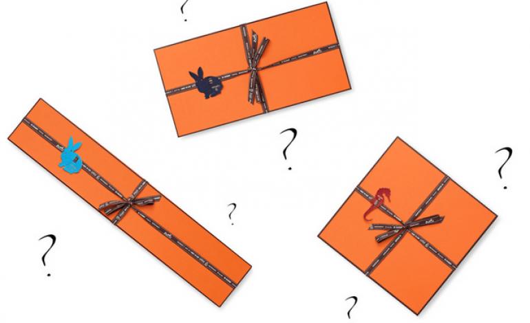 Hermès presenta le sue mistery box