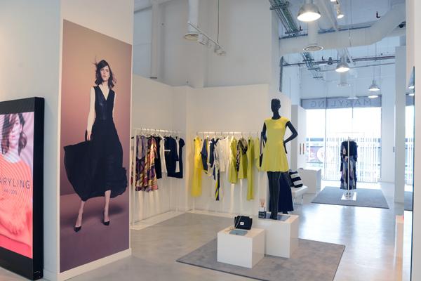 Ufficio Stile Moda : Maryling opening in piazza gae aulenti pambianco news