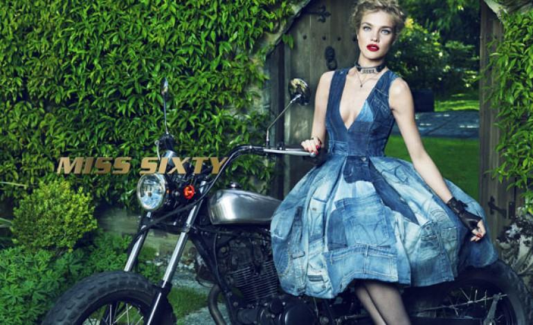 Miss Sixty chiama Vodianova per il rilancio