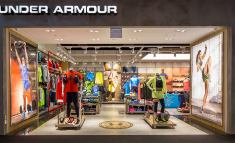 Under Armour raddoppia i 'brand house'