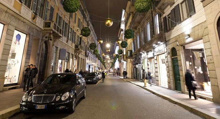 Primo calo dei negozi di lusso a livello mondiale (-1,3%)