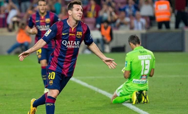 Il Barcelona Fc veste i brasiliani