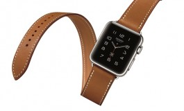 L'Apple Watch Hermès a Milano e Rozzano