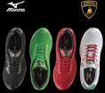 Lamborghini, una scarpa da corsa con Mizuno
