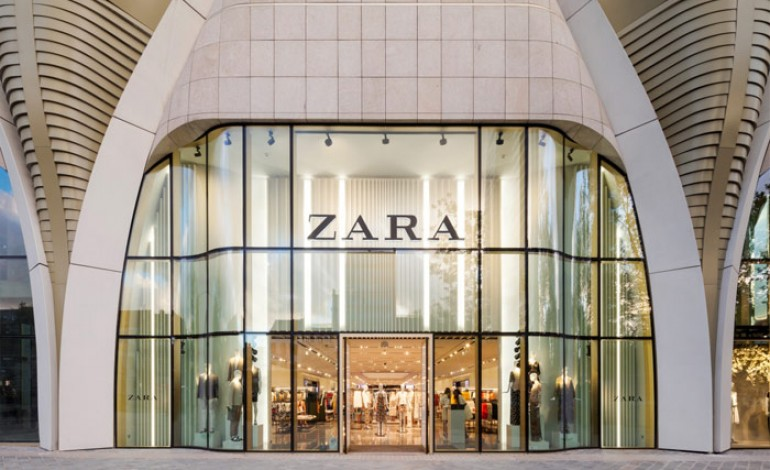 Inditex, l'e-commerce spinge la frenata retail