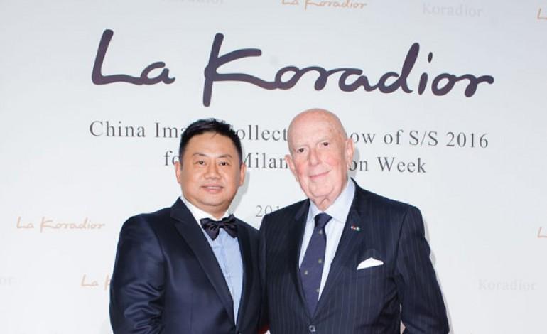Le sfilate cinesi aprono con La Koradior