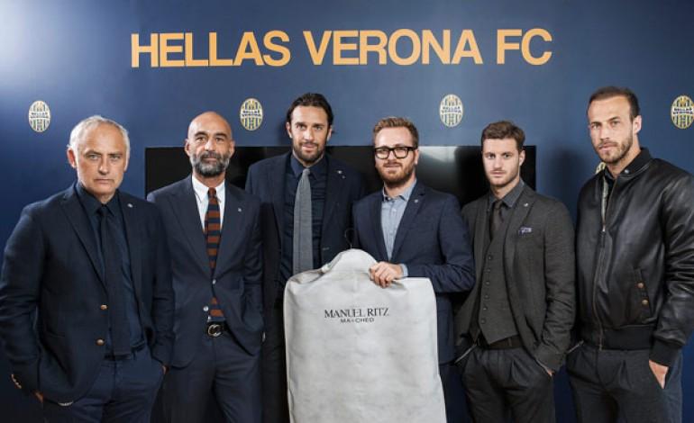 Manuel Ritz, accordo con Hellas Verona