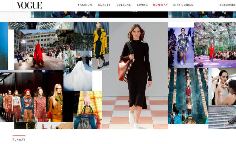 Style.com finisce in standby