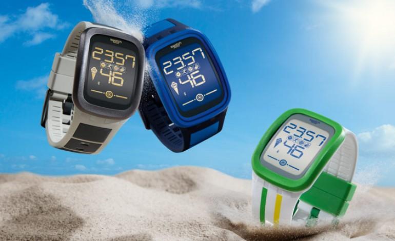 Swatch annuncia una serie di smartwatch
