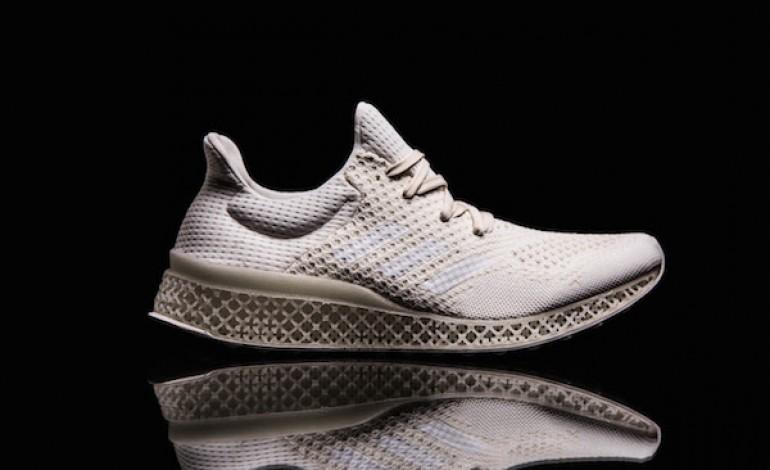 Adidas lancia scarpa stampata in 3D