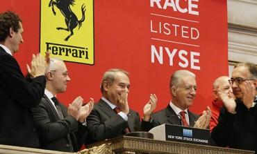 Ferrari all'esordio batte Hermès