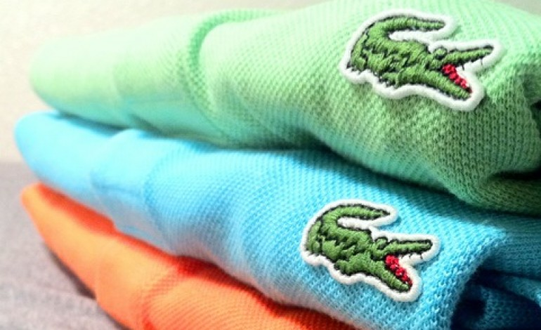 Lacoste, 2016 a +5%