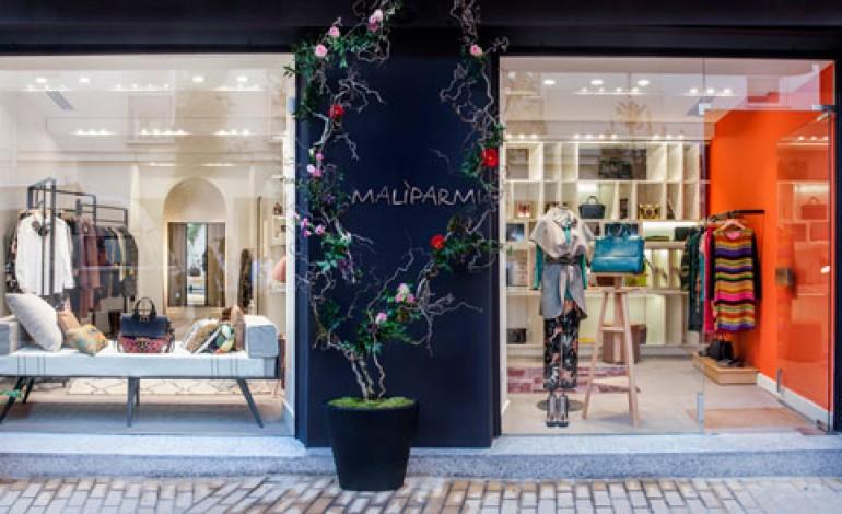 Malìparmi, prima boutique in Spagna