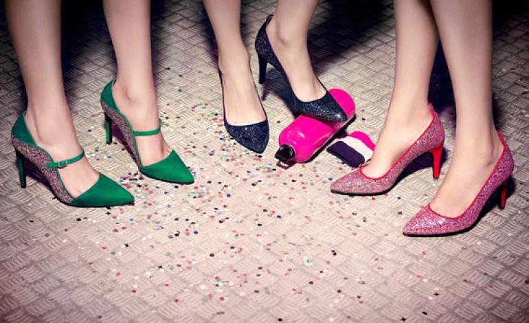 Focus calzature per Sarenza