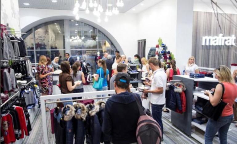 Prima boutique in Russia per Mafrat