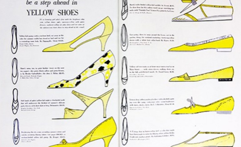 Andy Warhol, illustratore di moda