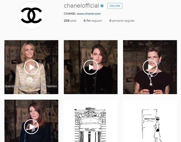 Chanel, Dior e Lv in testa ai social