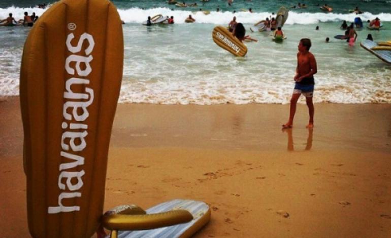 Havaianas in standby. Salta la vendita