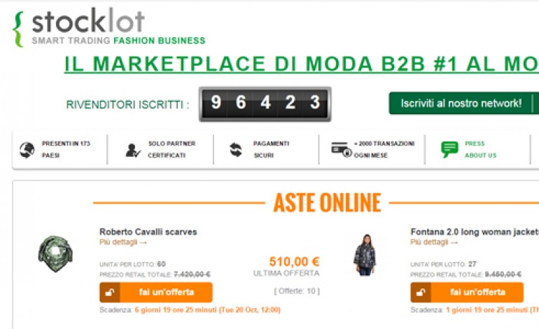Stocklot.com cresce del 60% nel trimestre