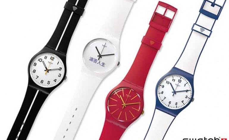 Lo Swatch-carta di credito lanciato in Cina