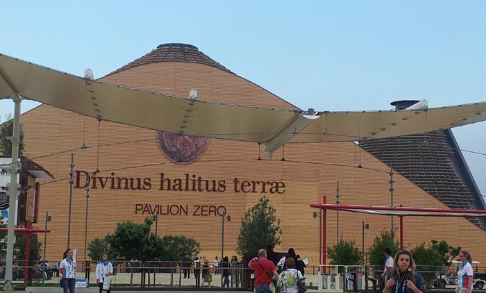 Un'immagine da Expo