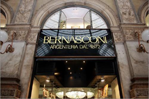 Bernasconi torna in via Manzoni