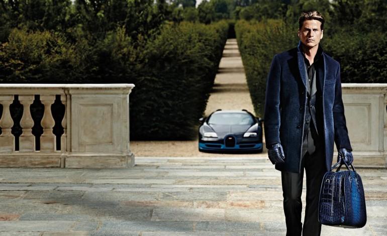Vanderloo protagonista del lifestyle Bugatti