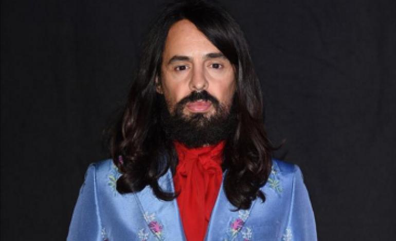 Michele premiato ai British Fashion Awards