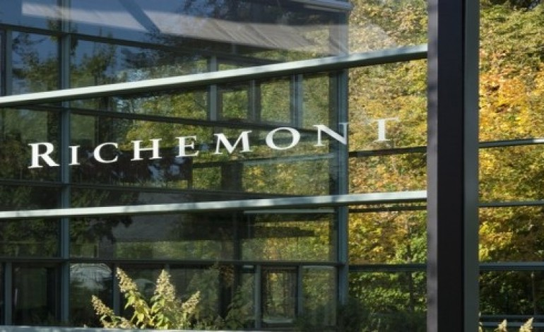 Profit warning per Richemont