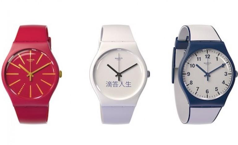 Swatch e Visa per orologio-carta di credito