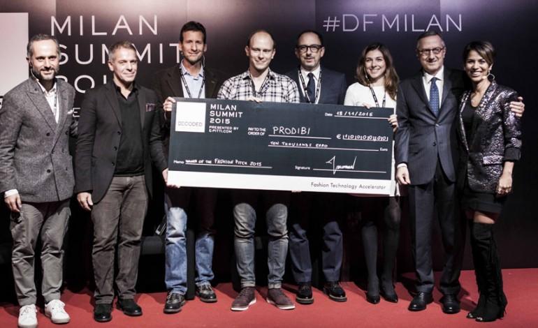 Decoded Fashion premia Prodibi