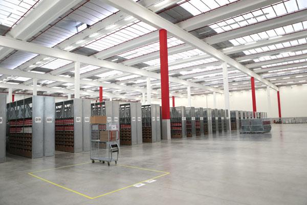 Zalando, nuovo magazzino in Italia