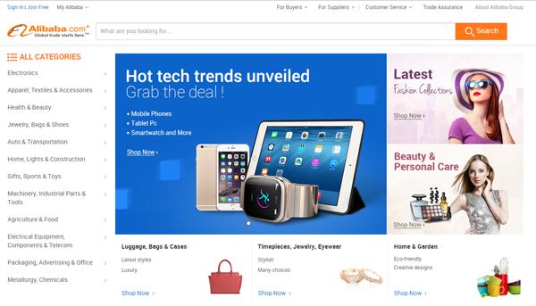 Alibaba, nuovi AD per Germania e Francia