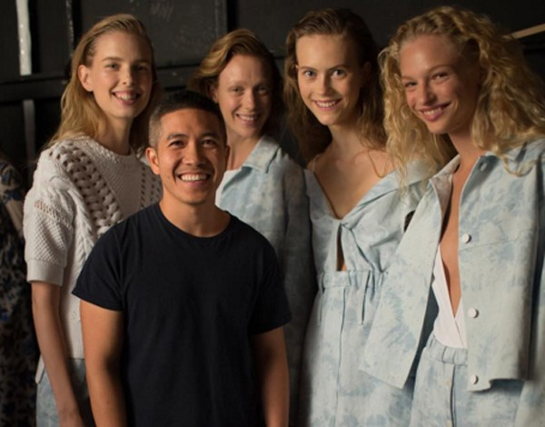 Bright Fame Fashion si prende Thakoon