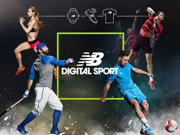 Una divisione digitale per New Balance