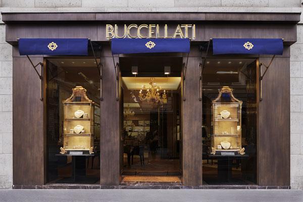 Buccellati, nuova boutique a Parigi