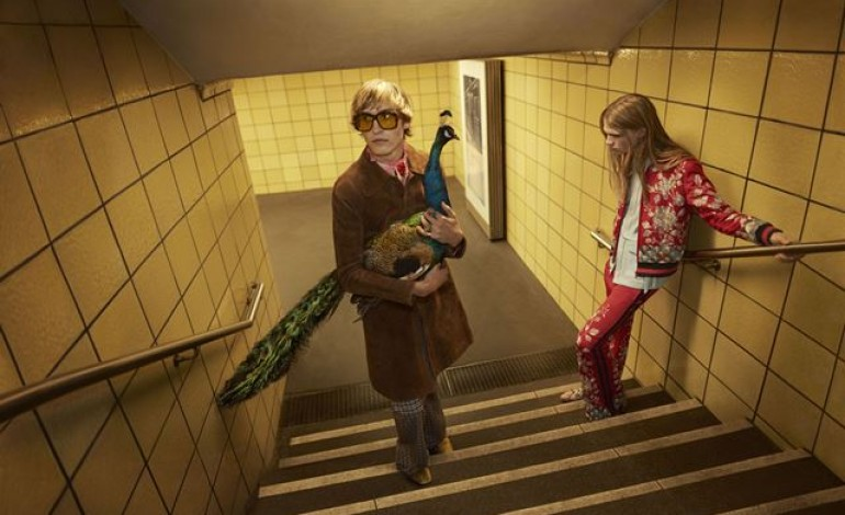 Estate berlinese per Gucci