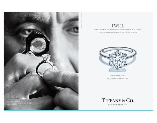 Tiffany, l'adv dell'anello è con gli artigiani