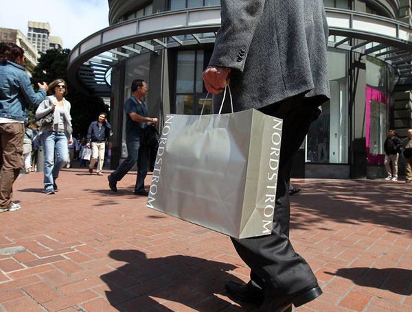 Nordstrom, store solo uomo a NY